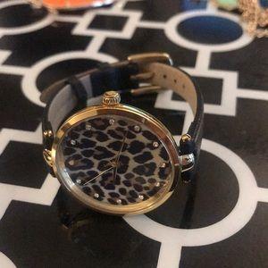 Kate Spade Leopard watch